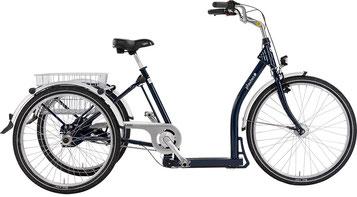 Pfau-Tec Dreirad Elektro-Dreirad Beratung, Probefahrt und kaufen im Oberallgäu