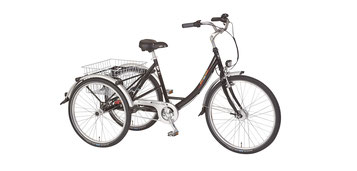 Pfau-Tec Proven Dreirad Elektro-Dreirad Beratung, Probefahrt und kaufen in Würzburg