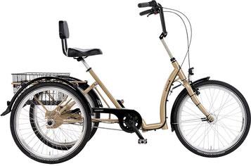 Pfau-Tec Comfort Dreirad Elektro-Dreirad Beratung, Probefahrt und kaufen im Oberallgäu