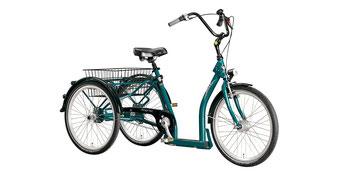 Pfau-Tec Ally Dreirad Elektro-Dreirad Beratung, Probefahrt und kaufen im Harz