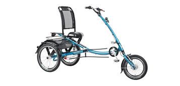 Pfau-Tec Scootertrike Sessel-Dreirad Elektro-Dreirad Beratung, Probefahrt und kaufen in Nürnberg