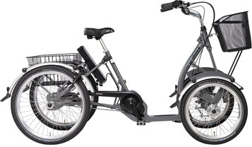 Pfau-Tec Monza Elektro-Dreirad Quad-Fahrrad Beratung, Probefahrt und kaufen im Oberallgäu