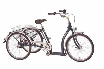 Pfau-Tec Dreirad Elektro-Dreirad Beratung, Probefahrt und kaufen im Harz