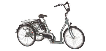 Pfau-Tec Torino Elektro-Dreirad Beratung, Probefahrt und kaufen in Bochum