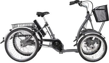 Pfau-Tec Monza Elektro-Dreirad Quad-Fahrrad Beratung, Probefahrt und kaufen in Karlsruhe