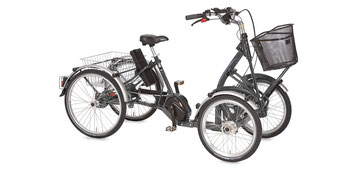 Pfau-Tec Monza Elektro-Dreirad Quad-Fahrrad Beratung, Probefahrt und kaufen in Würzburg