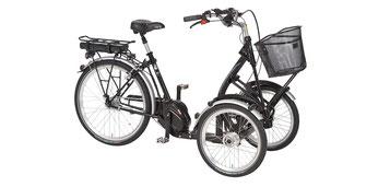 Pfau-Tec Pornto Elektro-Dreirad Front-Dreirad Beratung, Probefahrt und kaufen in St. Wendel