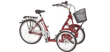 Pfau-Tec Primo Front-Dreirad Beratung, Probefahrt und kaufen in Nürnberg