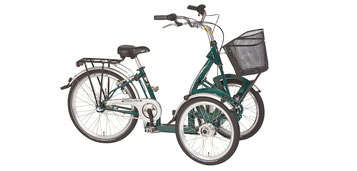 Pfau-Tec Bene Front-Dreirad Beratung, Probefahrt und kaufen in Braunschweig