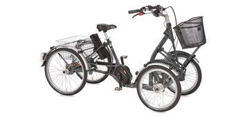 Pfau-Tec Monza Elektro-Dreirad Quad-Fahrrad Beratung, Probefahrt und kaufen in Lübeck