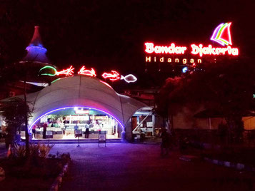 Dove mangiare a Jakarta. Bandar Djakarta