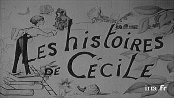 Les histoires de Cécile - Cécile Aubry