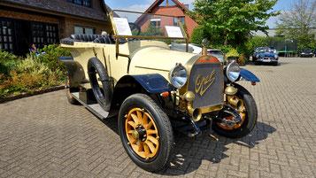 NOSW Niederrhein Classic 2018 Opel 13/30 PS Hüppe Raesfeld