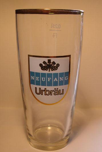 Neufang Urbräu Bierglas