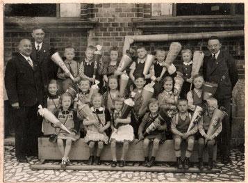 Einschulung 1939