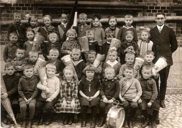Einschulung 1929