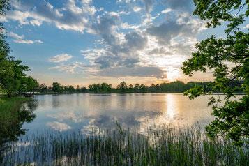 Ein See in Schweden, Bild: Pixabay
