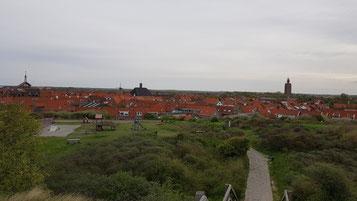 Blick auf Westkapelle
