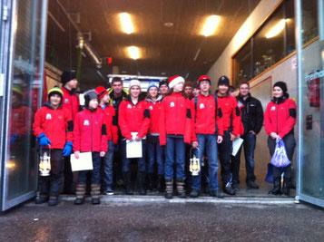 Unsere Jugentruppe, Foto: Edelbert Strolz