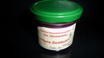 Rote Zwiebel Brot- Aufstrich