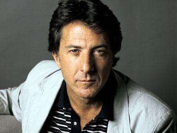 Dustin Hoffman, Noeud Nord Sagittaire en maison XI.