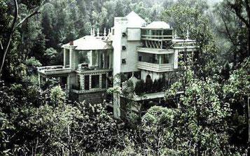 La casa de la tía Toña, chapultepec