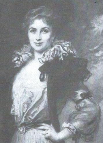 Elsa von Michael Gemälde von Friedrich August von Kaulbach aus dem Jahr 1904