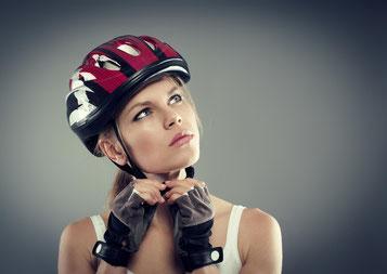In Olten können Sie sich verschiedene Extras zu Ihrem Lasten e-Bike ansehen.