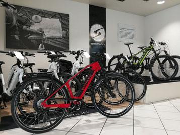 e-Bikes von Simplon: Die Individualität einer Skupltur