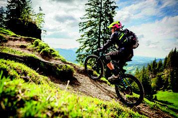Speed e-Mountainbikes mit unseren Experten vergleichen, probefahren und kaufen in der e-motion e-Bike Welt in Olten