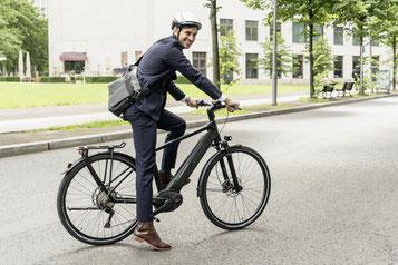 Unsere Experten in der e-motion e-Bike Welt Dietikon beraten Sie gerne zu all Ihren Fragen rund um Speed-Pedelecs