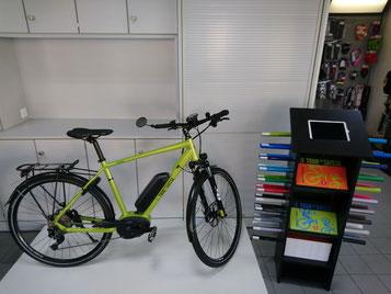 Die e-motion e-Bike Welt Olten neu mit KTM, Simplon und TDS