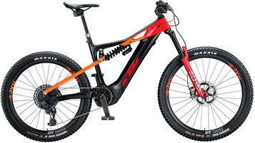 KTM Macina Freeze e-Mountainbikes 2017