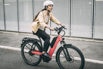 e-Bikes, Pedelecs und Speed Pedelecs anschauen, kaufen und Probefahren in der e-motion e-Bike Welt Bern