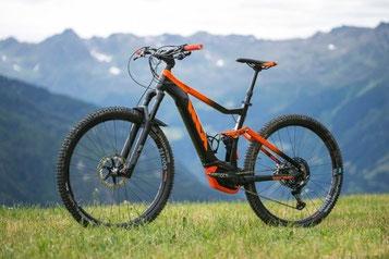 KTM e-Bike Modellneuheiten 2019