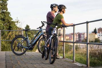 Trekking e-Bikes von Specialized kaufen und probefahren in Dietikon