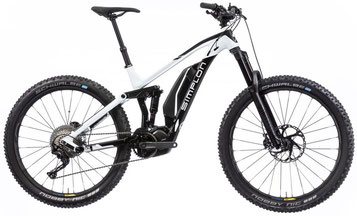 Simplon Steamer Carbon e-Mountainbikes 2019