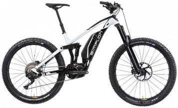Simplon Steamer Alu e-Mountainbike 2019