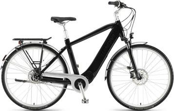 Winora Manto City/Trekking e-Bike mit TranzX Motor