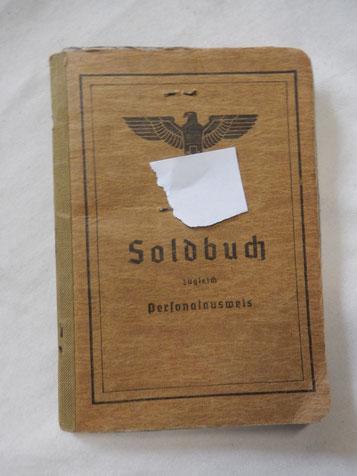 soldbuch allemand