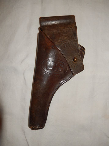 étui holster smith& wesson M-1917