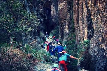 cueva de los pajaros