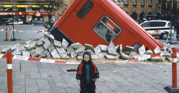 Canular à Copenhague, 2001