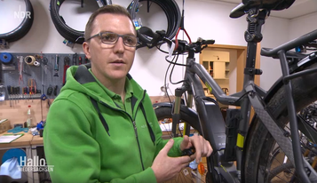 NDR befragt e-Bike Experte Braunschweig zu getunten e-Bikes