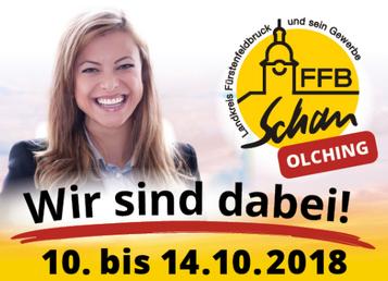 FFB Schau in Olching mit e-Bikes aus der e-motion e-Bike Welt München West