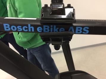 e-Bikes werden noch sicherer mit dem Antiblockiersystem