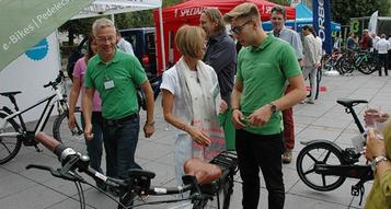 Großer Erfolg für e-motion Düsseldorf auf der ERGO Bike Leasing Kick off Messe