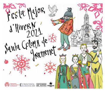 Fiestas en Santa Coloma de Gramanet Cabalgata de Reyes