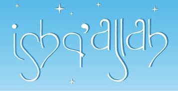 Ishq`Allah heißt Liebe mit totaler Intensität an die Existenz und ist mein Sufi Name