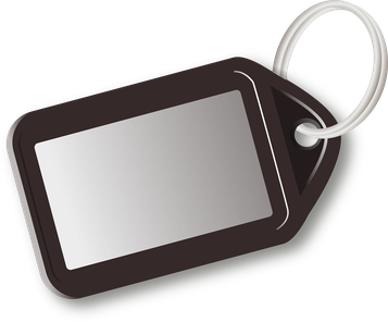Schlüsselanhänger mit lehrer Schild